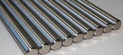Steel Nitronic 50 Round Bars