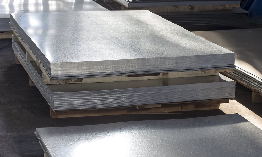 Alloy 20 Plates, Sheets & Coils