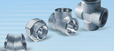 Alloy 20 Forged Socket weld Pipe Fittings