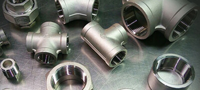 Alloy 20 Forged Threaded Pipe Fittings
