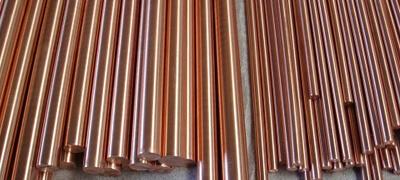 C17200 / ALLOY 25 Beryllium Copper Rod