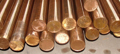 Beryllium Copper Alloy Bars C17000