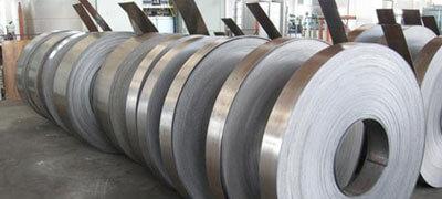 C65 Spring Steel Strips