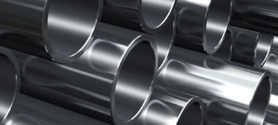 Round Chrome Plated Steel Tube