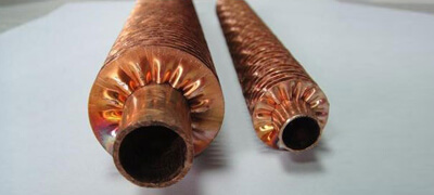 Copper L Finned Tubes