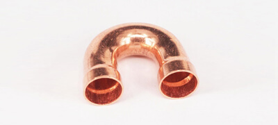 Copper U-Bend 180°