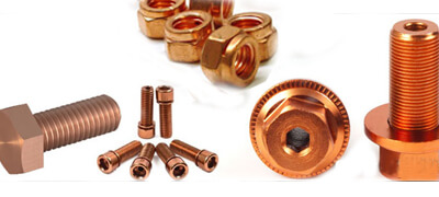 Copper Nickel Cu-Ni 90/10 Fasteners