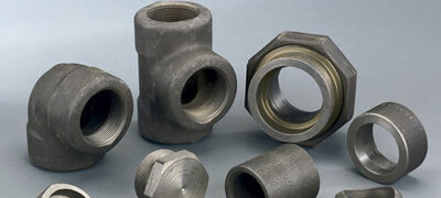 Carbon Steel Forged Socket Weld Fittings