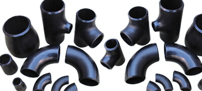 CS Seamless Butt weld Pipe Fittings
