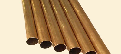 Copper Nickel Cu-Ni 70/30 Seamless Pipes & Tubes