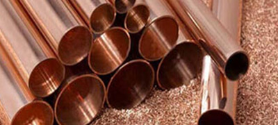 Copper Nickel Cu-Ni 90/10 Seamless Pipes & Tubes