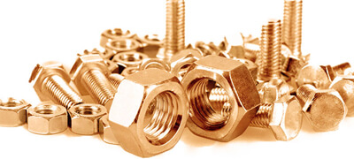 Copper Nickel Cu-Ni 70/30 Fasteners