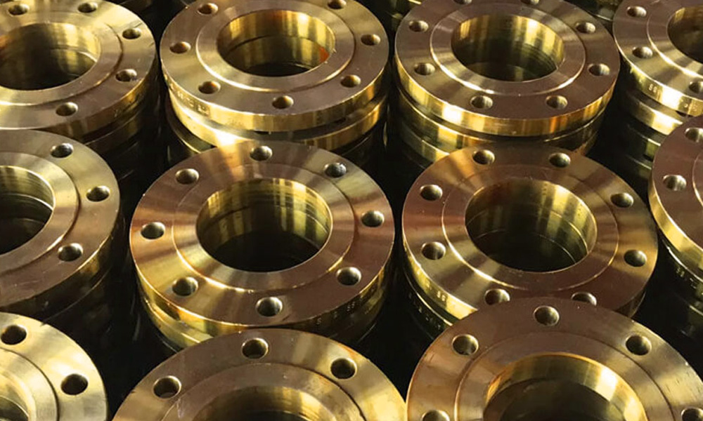 Cupro Nickel Flanges