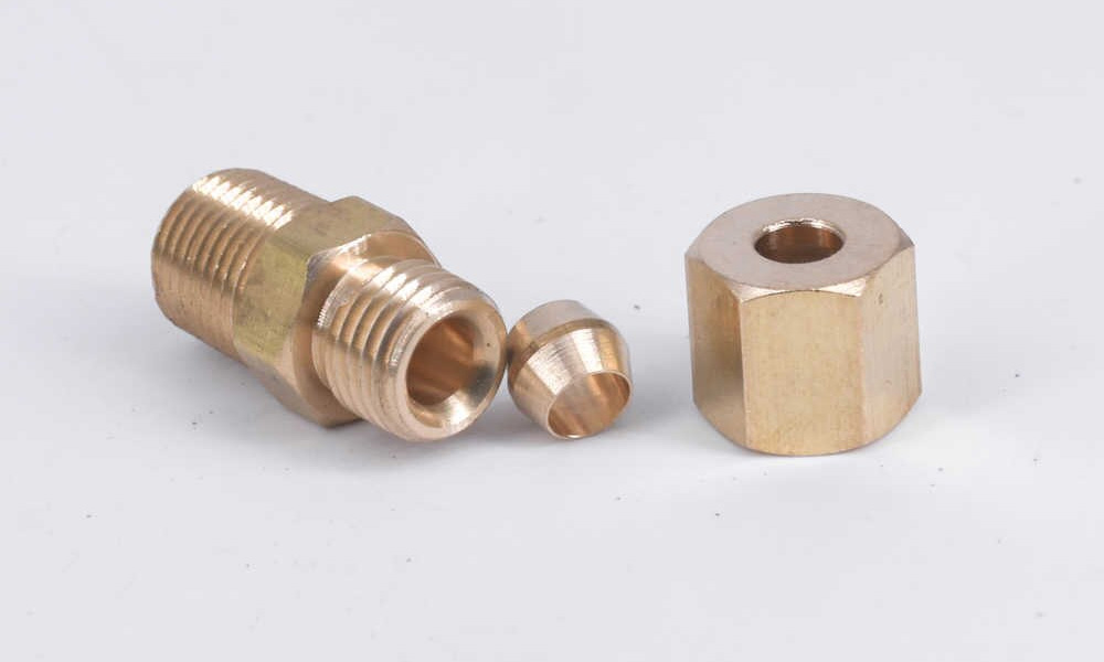 Cupro Nickel Instrumentation Fittings