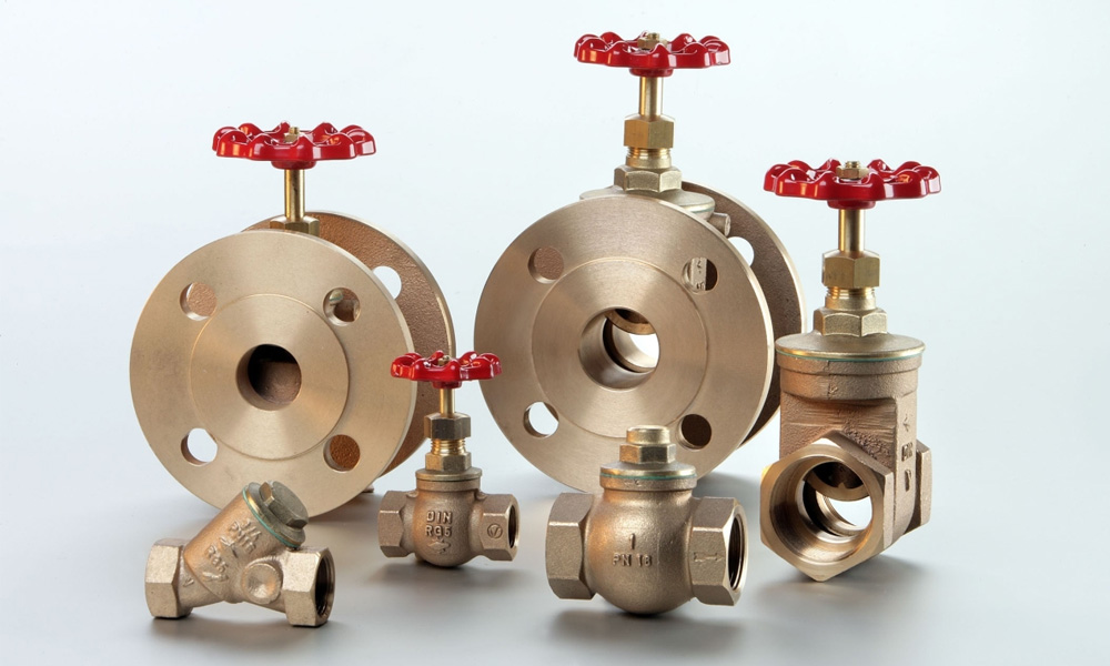 Cupro Nickel Valves