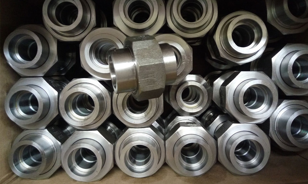 Socket weld & Forged Fittings