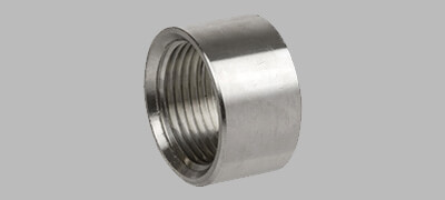 Half Coupling (Round Body - TH)