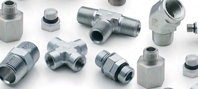 Hastelloy Hydraulic Fittings