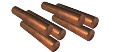 Higher Conductivity Copper Rod