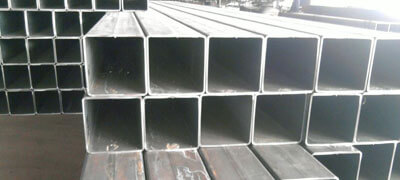 Mild Steel ERW Rectangular Pipes
