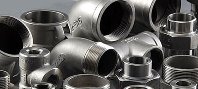 Monel Alloy Threaded Pipe Fittings
