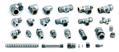 Nickel Alloy 200 Instrumentation Tubing & Fittings