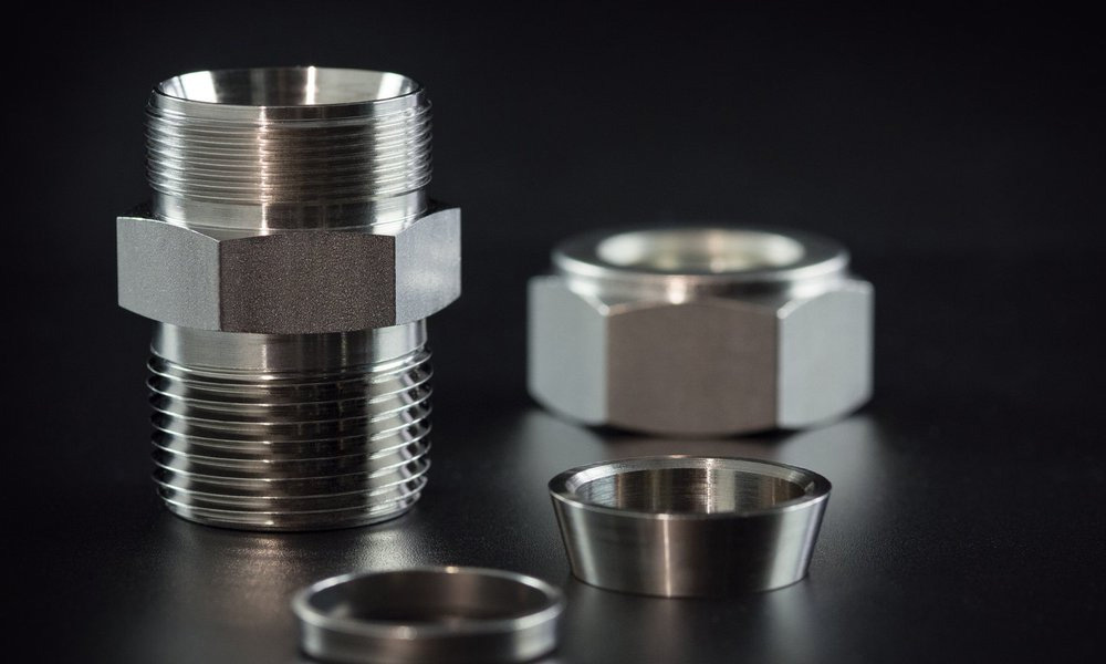 Nickel Alloy Instrumentation Fittings