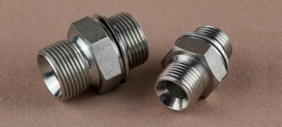 O Seal Male Adaptor Fitting