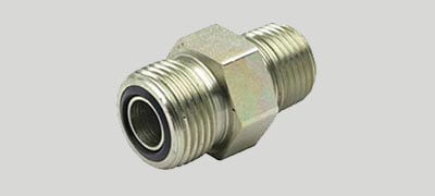 O Seal Male Connector Fitting