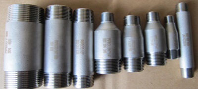 Reducer Swage Nipple (Round Body - TH)