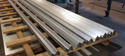 Stainless Steel 310 / 310S Equal Angle