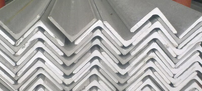 Stainless Steel 310 / 310S Unequal Angle