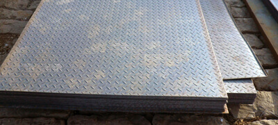 Stainless Steel Chequered Sheets