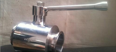 Stainless Steel Dairy Valve