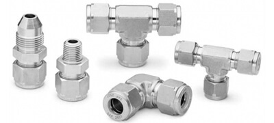 Duplex Steel Ferrule Fittings