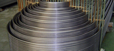 SS Seamless Heat Exchanger Tubes