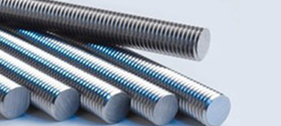 Stainless Steel Threaded Bars, ASTM A276 AISI Stainless Steel