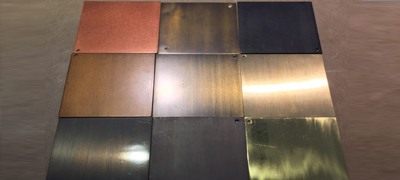 Stainless Steel Pvd Colour Coated Sheets