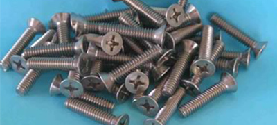 Steel Fasteners Screws