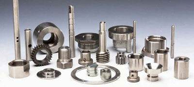 SS Machined Components