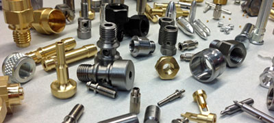 SS Precision Machined Components