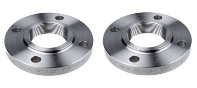 SS Screwed / Threaded Flanges