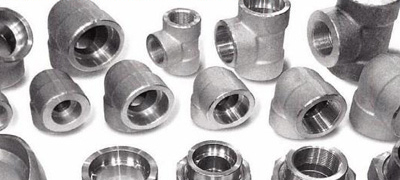 Nickel Alloy Forged Socket weld Fittings